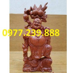 tuong di lac ganh dao go huong 15cm