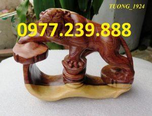 tuong ho bang go trac day