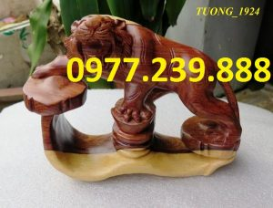 tuong ho bang go trac day gia goc