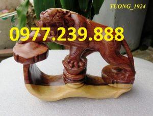 tuong ho bang go trac day tan goc