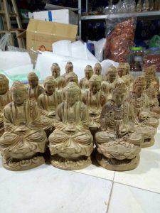 tuong phat adida bach xanh 15cm