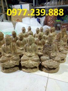 tuong phat adida bach xanh
