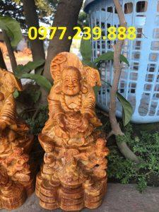 tuong phat di lac nhi phuc bang huyet long 30cm
