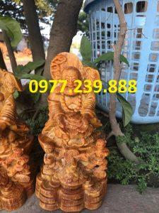 tuong phat di lac nhi phuc bang huyet long 40cm