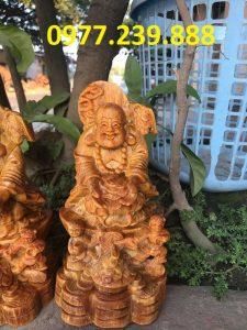 tuong phat di lac nhi phuc bang huyet long 50cm