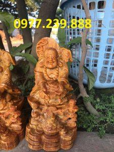 tuong phat di lac nhi phuc huyet long 30cm