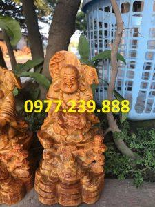 tuong phat di lac nhi phuc huyet long 60cm