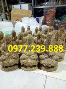 tuong phat ong adida go bach xanh
