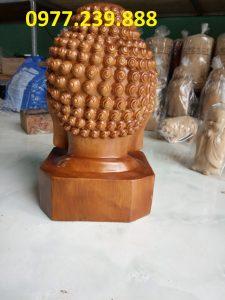 Tượng Diện Phật bách xanh