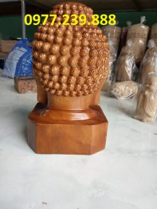 bán Tượng Diện Phật gỗ bách xanh