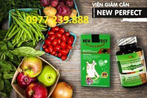 bán sản phẩm new perfect giảm cân