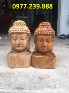 bán tượng diện gỗ bằng bách xanh 40cm