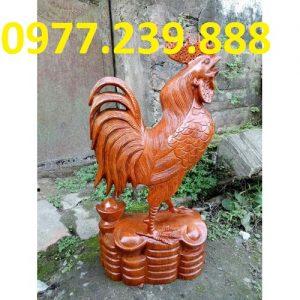bán tượng gà hương