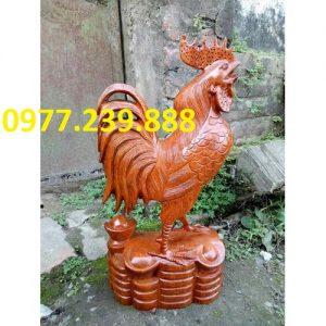 cửa hàng bán tượng gà gỗ hương ta (2)