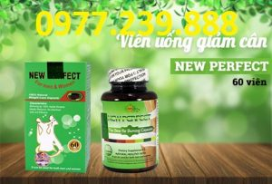 giảm cân new perfect