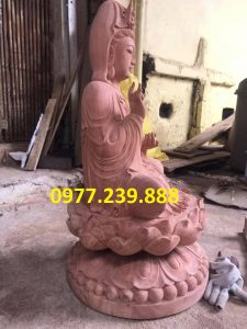 phat ba go huong 40cm