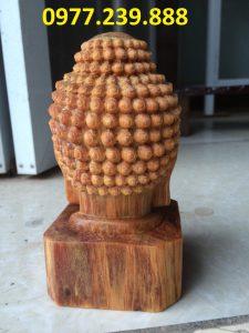 tượng diện phật bằng gỗ hương việt