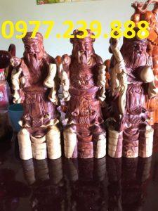 tượng tam đa bằng gỗ trắc dây mua bán