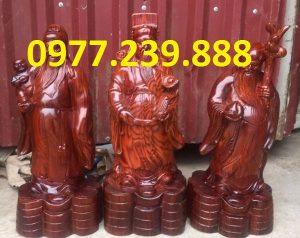 tam đa bằng gỗ trắc 40cm