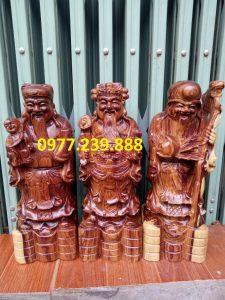 tam đa bằng gỗ trắc 60cm