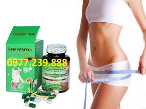 thuốc giảm cân an toàn new perfect nhanh