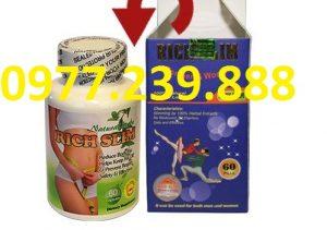 thuốc giảm cân rich slim mua bán