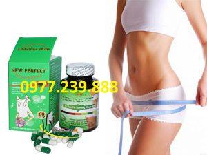 thuốc hỗ trợ giảm cân new perfect hiệu quả