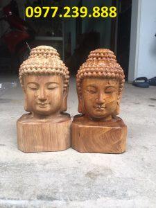 tuong dau phat bach xanh cao 30cm