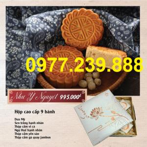 Bánh Trung Thu Bảo Ngọc hà nội