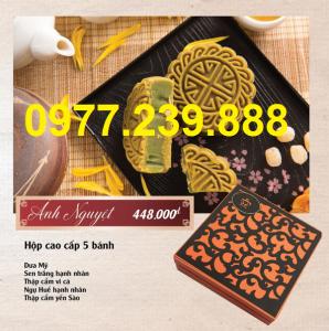 Bánh trung thu Bảo Ngọc giá bao nhiêu