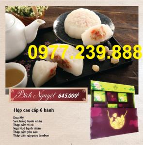 Hà Nội với hương vị xưa của bánh trung thu Bảo Ngọc