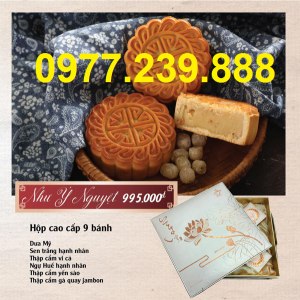 bán bánh trung thu bảo ngọc giá tại nhà