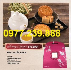 bán bánh trung thu bảo ngọc hương nguyệt giá rẻ