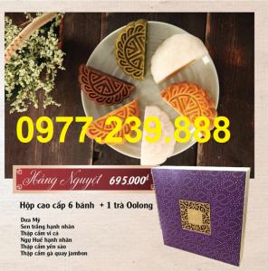 bánh trung thu bảo ngọc ở phạm văn đồng giá rẻ