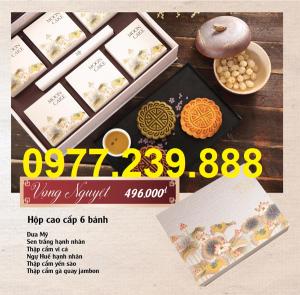 bảng giá bánh trung thu cao cấp bảo ngọc ở hoàng mai