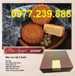 bảng giá bánh trung thu cao cấp bảo ngọc ở thanh xuân