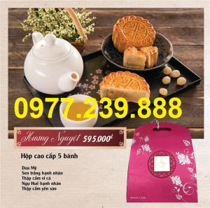 bảng giá bánh trung thu cao cấp bảo ngọc cổ truyền